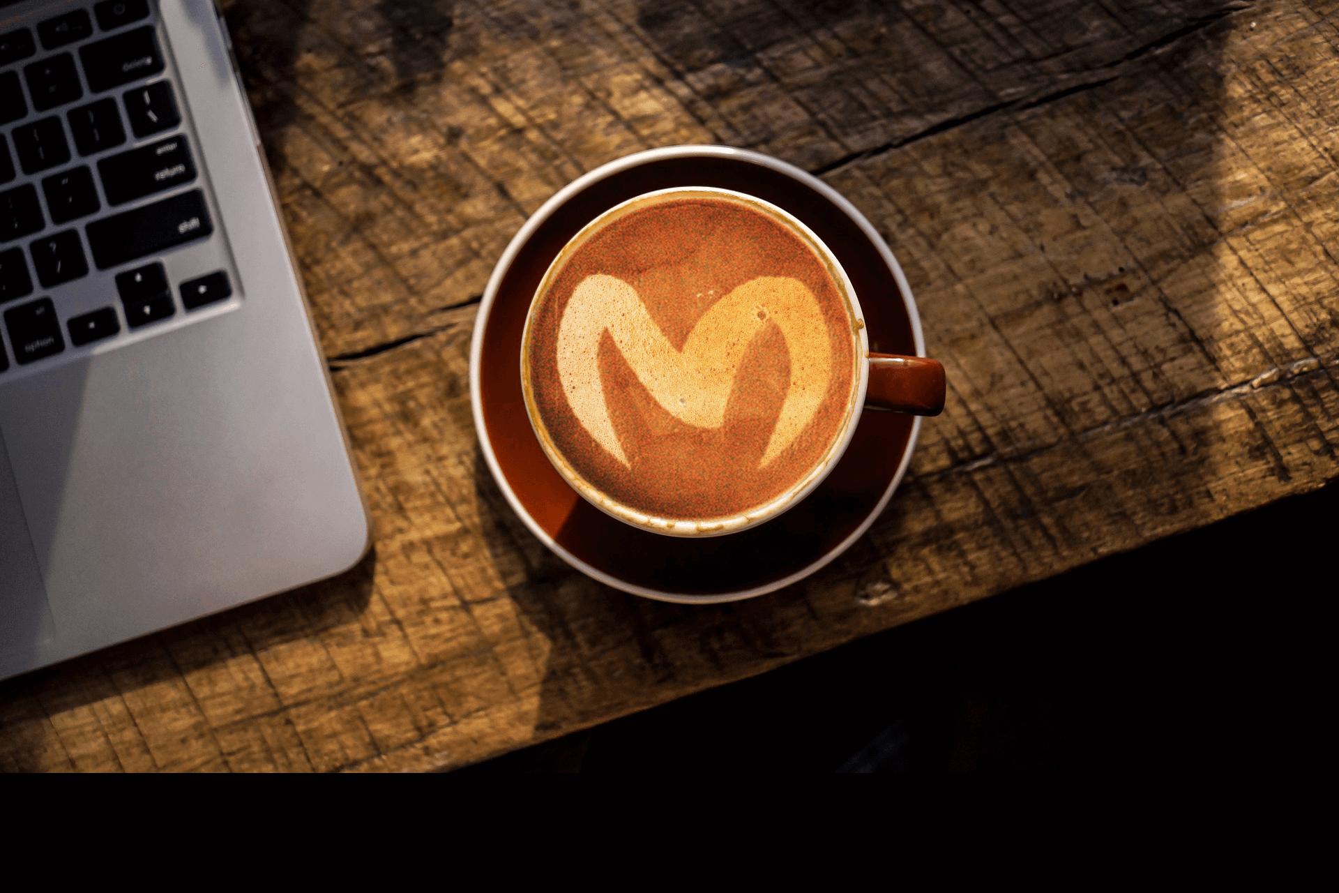 MakarenaLabs Logo Caffè